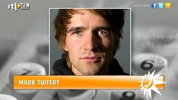 RTL Boulevard Markt Tuitert over geboorte dochter