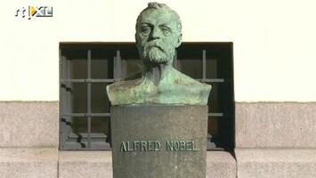 RTL Nieuws Nobelprijs voor Sims en Sargent