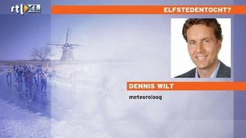 RTL Nieuws 'Voldoende kans op aangroeien ijs'