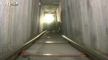 RTL Nieuws Hypermoderne drugstunnel ontdekt