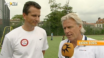 RTL Boulevard Richard Krajicek Foundation 15 jaar