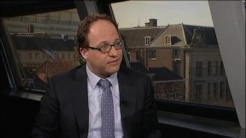 RTL Nieuws Frits Wester over de CPB-cijfers