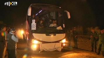 RTL Nieuws Jordanië opent eerste vluchtelingenkamp voor Syriërs