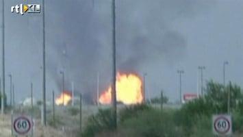 RTL Nieuws Tientallen slachtoffers bij gasexplosie Mexico