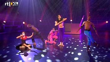 The Ultimate Dance Battle Team Rinus: emotioneel speels ballet