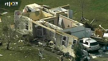RTL Nieuws Doden en schade door tornado's in VS