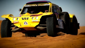 Rtl Gp: Africa Eco Race - Afl. 2