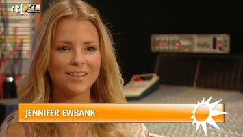 RTL Boulevard Nieuwe single voor Jennifer Ewbank