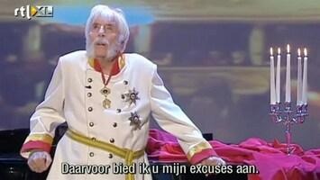 RTL Nieuws Johannes Heesters (108) overleden
