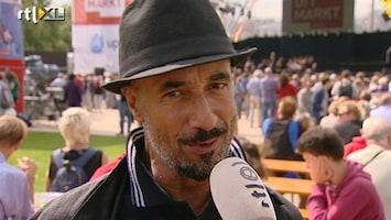 RTL Nieuws Kunstenaars verleiden bezoekers Uitmarkt