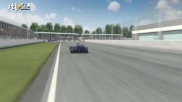 RTL GP: Formule 1 Rondje circuit Silverstone