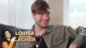 Louisa Laat Ze Weer Lachen: hoe gaat het met Joshua na zijn ongeluk?