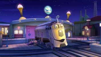 Chuggington Frostini?s smeltijs