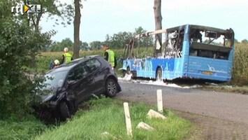 Editie NL Kinderen gewond door ongeval met bus
