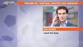 RTL Nieuws Europol: voetbalduels op grote schaal gemanipuleerd