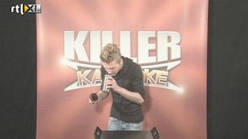 Killer Karaoke - Killer Karaoke - Auditie Van Patrick