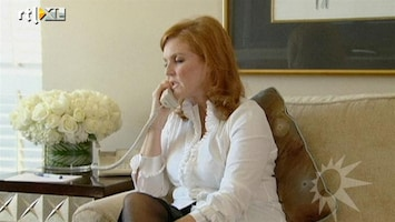 RTL Boulevard Sarah Ferguson krijgen eigen TV-show