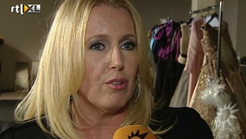 RTL Boulevard Monique Collignon's najaars - wintercollectie