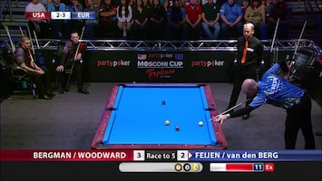 Pool: Mosconi Cup Afl. 2