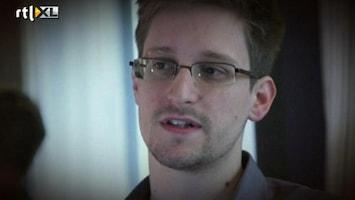 RTL Nieuws Veel landen zeggen 'nee' op asielverzoek Snowden