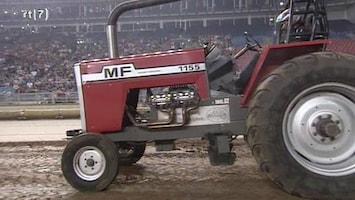 Truck & Tractor Pulling - Indoor Arnhem
