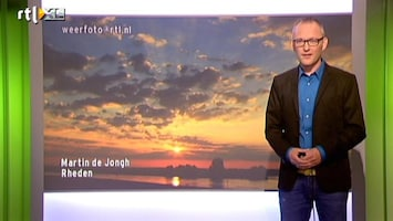 RTL Weer Buienradar Update 6 juni 2013 16:00 uur