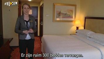 RTL Nieuws Hier slaapt Oranje