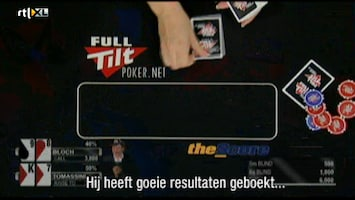 Rtl Poker: European Poker Tour - Uitzending van 02-12-2010