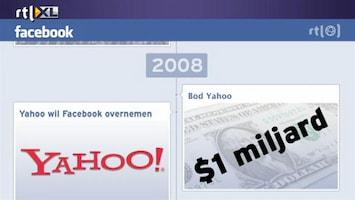 RTL Nieuws Het succesverhaal van facebook