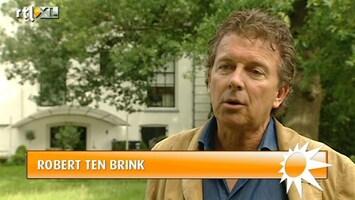 RTL Boulevard Robert ten Brink bereidt Wie Trouwt Mijn Zoon voor