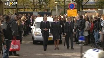 RTL Nieuws Emotionele begrafenis vermoorde Jennefer
