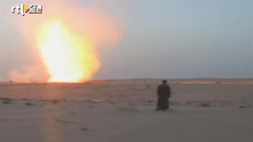 RTL Nieuws Explosie gasterminal Egypte
