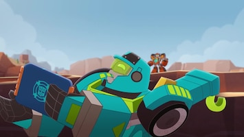 Transformers Rescue Bots Academy - Afl. 32