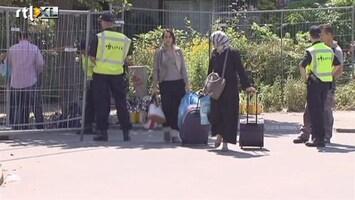 RTL Nieuws Verantwoordelijken asbestwijk op vakantie