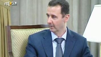 RTL Nieuws Geweld in Syrië gaat door