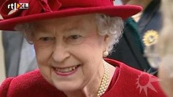 RTL Boulevard Bijzonder boek over Queen Elizabeth