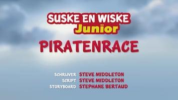 Suske En Wiske Junior Piratenrace