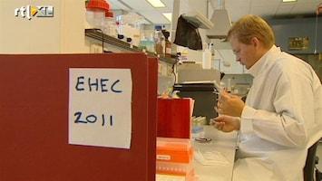 RTL Nieuws Aantal EHEC-besmettingen loopt op