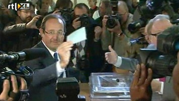 RTL Nieuws Spannende strijd presidentskandidaten Frankrijk