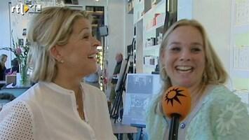 RTL Boulevard Moeder en dochter Koeman starten cosmeticazaak