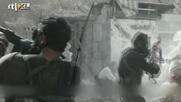 RTL Nieuws 'Assad gebruikt gifgas tegen opstandelingen'