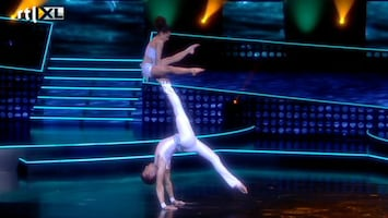 Holland's Got Talent Jozef & Yuki