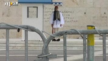 RTL Nieuws 'De vraag is of Europa geld naar Grieken overmaakt'