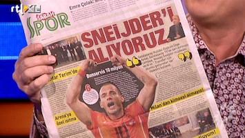RTL Boulevard Wesley en Yolanthe naar Turkije?
