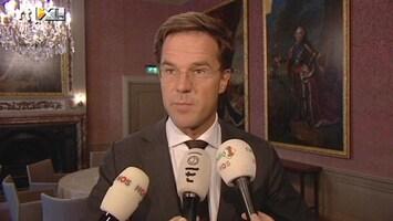 RTL Nieuws Plan Rutte moet euro redden