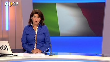 RTL Nieuws Crisisupdate: Helpt Italië met redding Grieken?