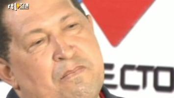 RTL Nieuws Gezondheid Chavez gaat vooruit