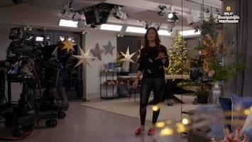 RTL 4's Onvergetelijke Feestdagen Quinty Trustfull staat voor een dag aan Valerie haar plekje af bij 'Koffietijd'