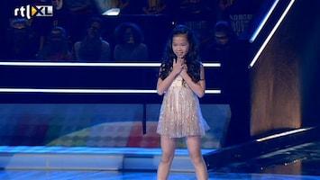 Everybody Dance Now - Optreden Lyenne 'ongelofelijk'