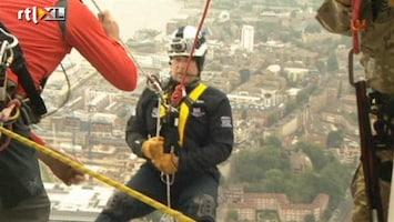 Editie NL Stoere prins seilt 310 meter ab